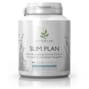 Cytoplan Slim Plan, segu kehakaalu alandamiseks, 90 kapslit