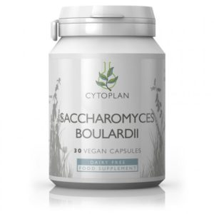 Cytoplan Saccharomyces Boulardii, 30 kapslit
