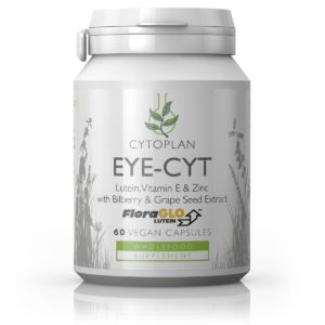 Cytoplan Eye-Cyt silmadele, 60 kapslit