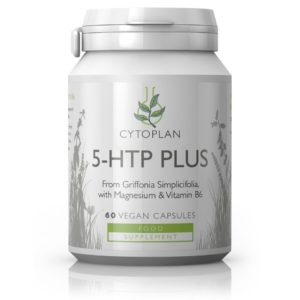 Cytoplan 5-HTP PLUS, 60 vegan kapslit