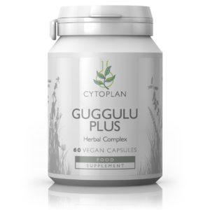 Cytoplan Guggulu Plus Herbal Complex, salenemist soodustav toidulisand, 60 kapslit