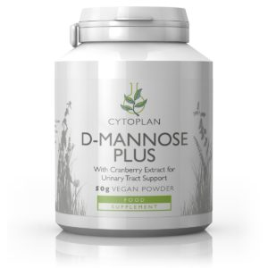 Cytoplan D-Mannose Plus
