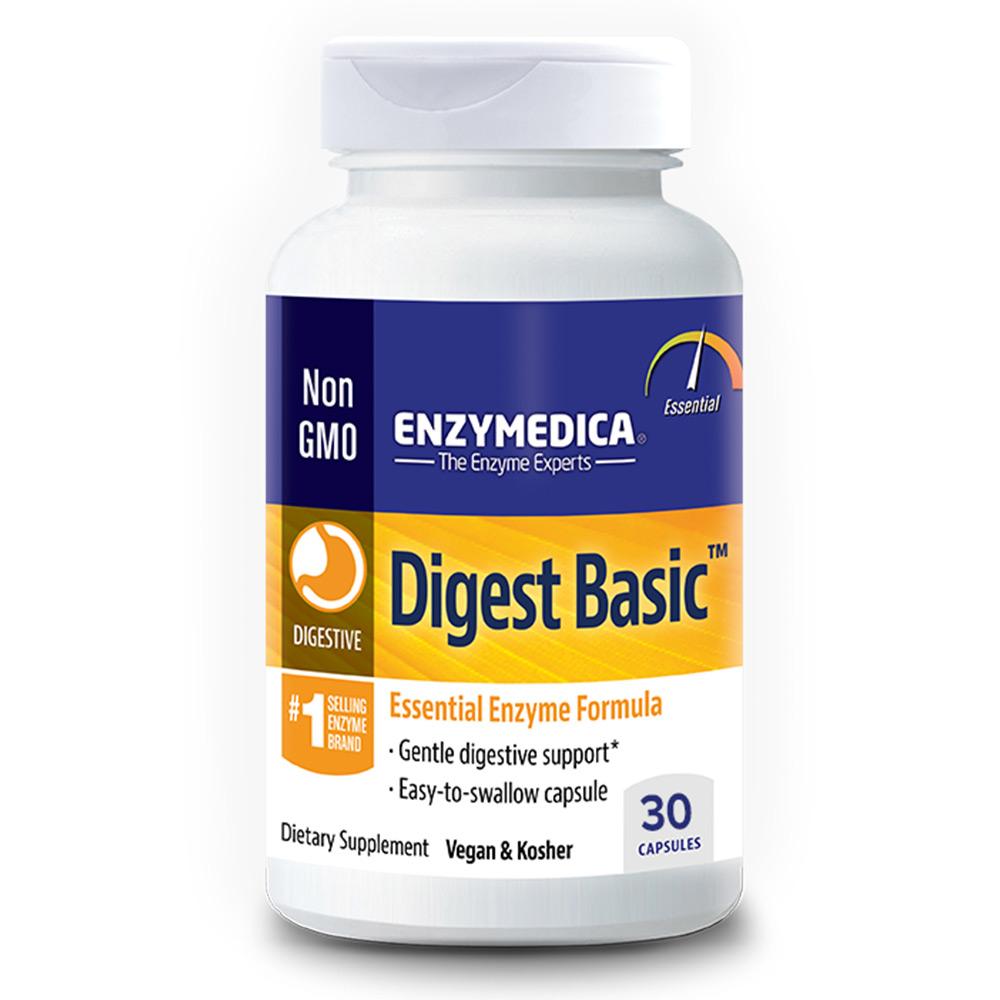 Enzymedica-Digest-Basic-30-Ensüümid