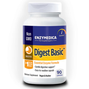 ENZYMEDICA DIGEST BASIC SEEDEENSÜÜMID 90 KAPSLIT