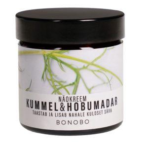 BONOBO kummeli-hobumadara näokreem, 30 ml