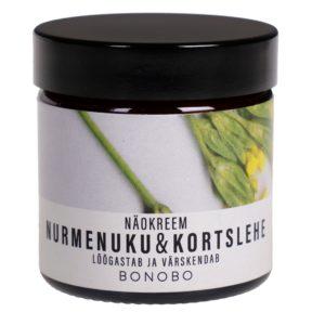 BONOBO Nurmenuku – Kortslehe näokreem, 30 ml
