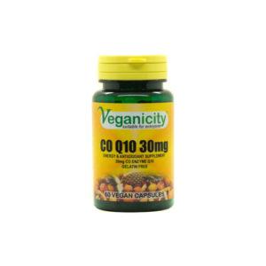 Veganicity Co Q10 30mg, Kõrgekvaliteetne jõud