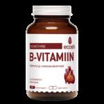 BIOAKTIIVNE B-VITAMIIN SÜDAMELE, Ecosh Life Bioactive vitamin B for the heart + 100% energy, 90 kapslit