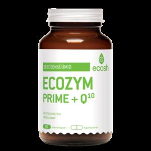 SEEDEENSÜÜMID, Ecosh Life Ecozym PRIME, 90 kapslit