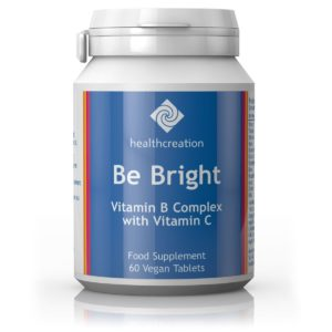 Health Creation Be Bright, B-vitamiinide kompleks, 60 tabletti
