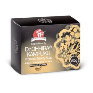 KAMPUKU ILUSEEP, DR. OHHIRA®Probiotic Beauty Soap, 80g
