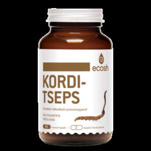 KORDITSEPS, Ecosh Life Cordyceps Sinensis, 90 kapslit