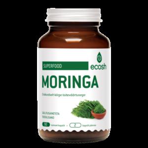 Ecosh Life Moringa 90 kapslit