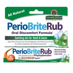 Nature's Answer PerioRub Gel, 14 g
