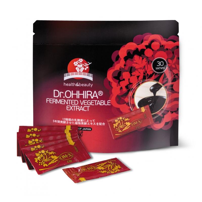DR.OHHIRA® PREBIOOTILINE PASTA, 30 kotikest x 2,5g