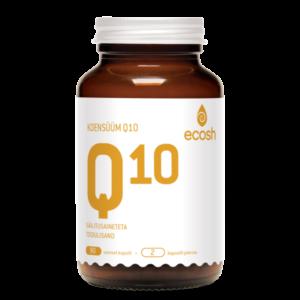 Q10 ENSÜÜM, Ecosh Life Q10 enzyme, 90 kapslit