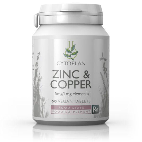 Zink-Copper