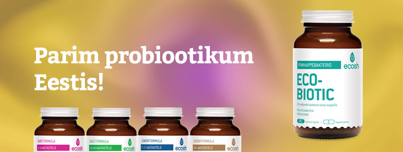 Ecosh Ecobiotic
