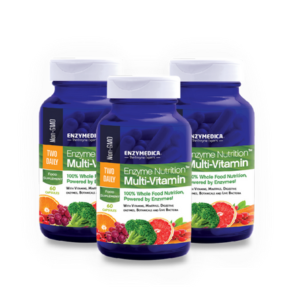 Enzyme Nutrition Multi-Vitamiin 60 kapslit KOLMENE KOMPLEKT