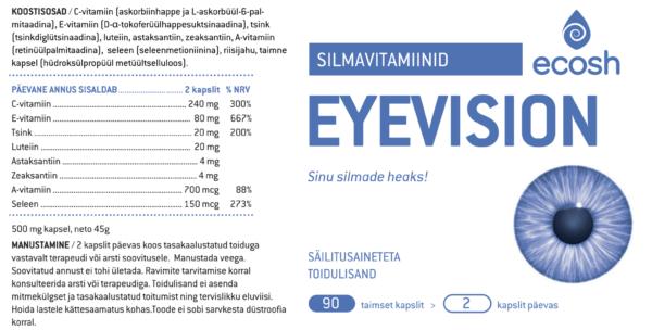 Eyevision PRO