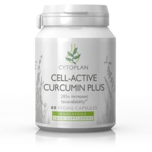 KURKUMIIN, Cytoplan Cell-Active Curcumin Plus, 60 kapslit