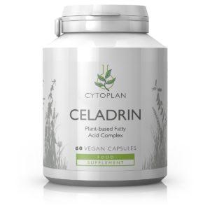 Cytoplan Celadrin, toidulisand liigestele, 60 kapslit