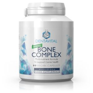 LUUDE KOMPLEKS, Dentavital Bone Complex, 60 kapslit