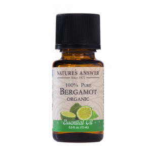 Nature's Answer Organic Bergamot, Orgaaniline Bergamoti eeterlik õli 15ml