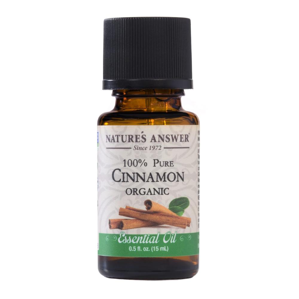 db0c7c1b8ee Nature's Answer Organic Cinnamon, Orgaaniline Kaneeli eeterlik õli ...