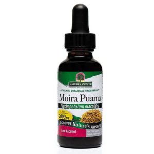 Nature's Answer Muira-Puama Root, Muira-Puama juure tõmmis 30 ml