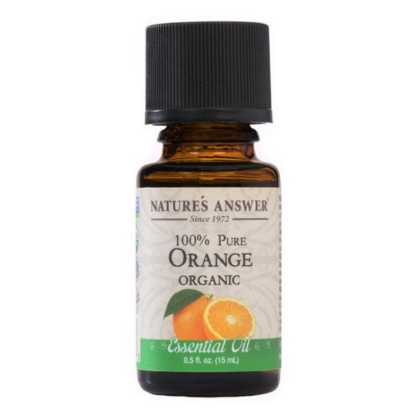 Orgaaniline Apelsini eeterlik õli