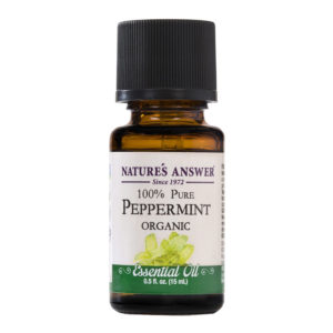 Nature's Answer Peppermint, Piparmündi eeterlik õli 15ml