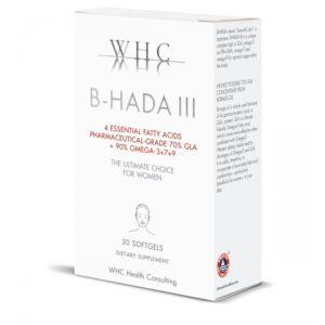 WHC B-HADA III