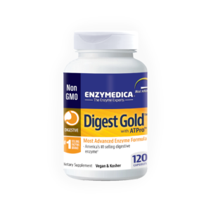 SEEDEENSÜÜMID, Enzymedica Digest Gold, 120 kapslit