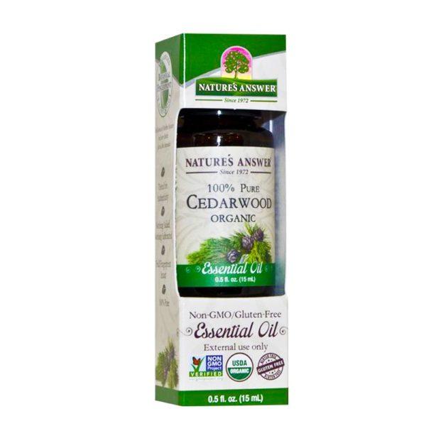 Organic Cedarwood