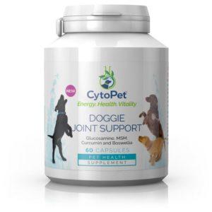 Cytoplan CytoPet Doggie Joint Support, Liigeste toetaja, 60 kapslit