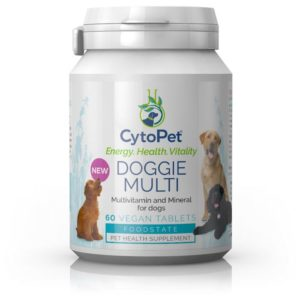 MULTIVITAMIIN KOERTELE, CytoPet Doggie Multi, 60 tabletti