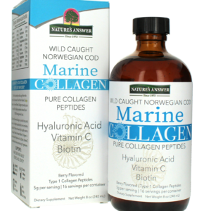 MERELINE KOLLAGEEN, Nature's Answer Marine Collagen Liquid, 240ml