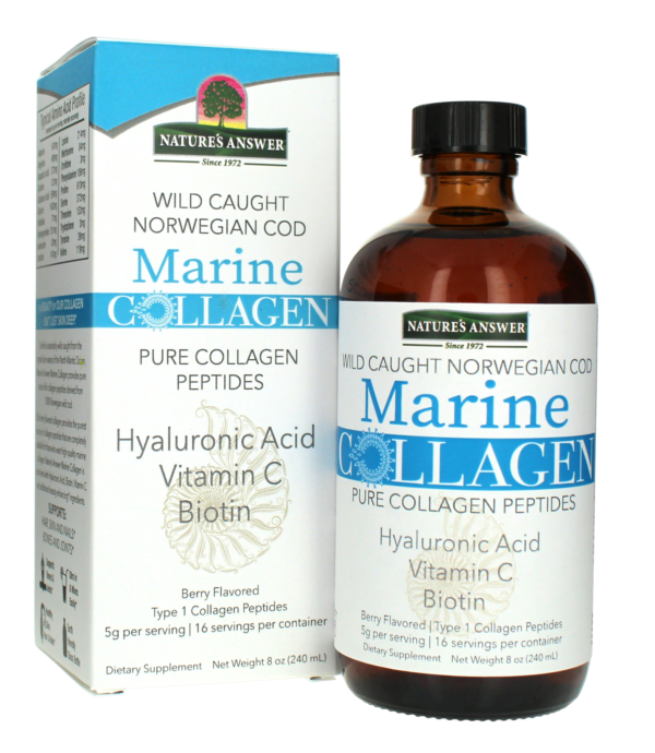 Marine-Collagen, kollageen
