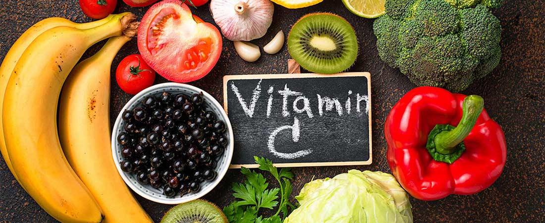 C-vitamiin toidus