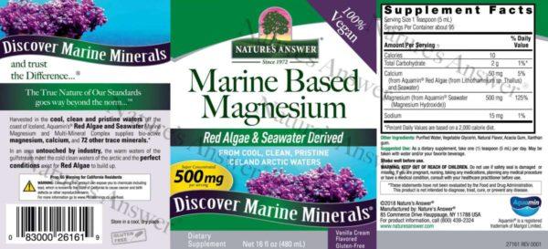 Mereline magneesium