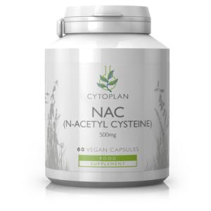 N-atsetüültsüsteiin, Cytoplan NAC, 60 kapslit